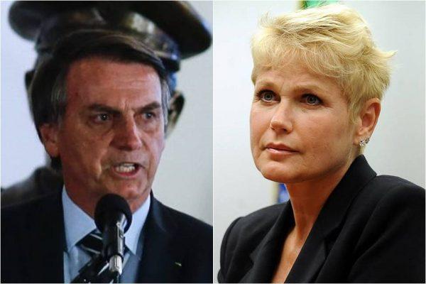 """xuxa bolsonaro 600x400 1 - Xuxa pede impeachment de Bolsonaro: """"queremos salvar vidas"""" - VEJA VÍDEO"""