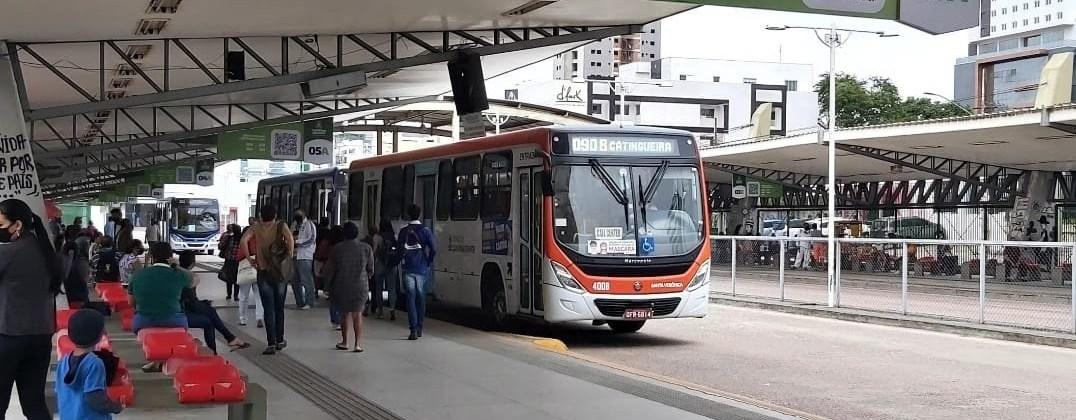 Campina Grande tem frota de ônibus circulando normalmente nesta quinta (24)