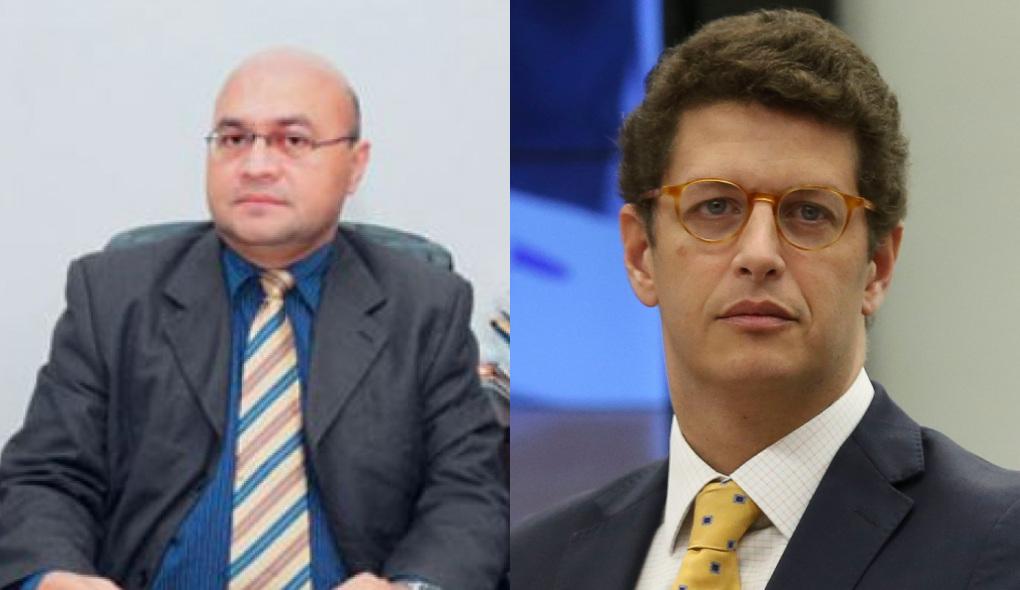 1622746924597574 - OPERAÇÃO HANDROANTHUS: Juiz é investigado por liberação de madeira na operação que Salles quis intervir