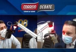 CONFUSÃO AO VIVO: Lázaro Farias e Victor Paiva discutem durante programa e o Correio Debate sai do ar – VEJA VÍDEO
