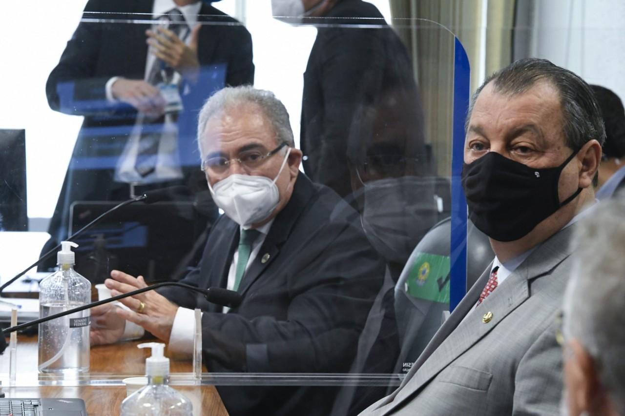 51162701779 624d916dc5 o - O CLIMA ESQUENTOU: Aziz confirma convocação de Marcelo Queiroga para 8 de junho e gera bate-boca na CPI; VEJA VÍDEO