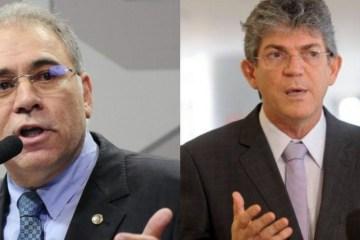 BeFunky collage - Os senadores de Bolsonaro e Lula na Paraíba para 2022 - Por Rui Galdino