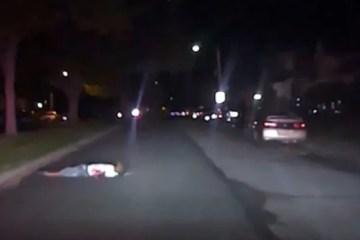 TRAGÉDIA: homem baleado em tiroteio aciona polícia, mas acaba atropelado por viatura