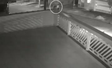 Captura de tela 2021 06 22 095911 - Mãe e filha são atropeladas por carro que estava na contramão e em alta velocidade - VEJA VÍDEO