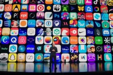 Capturar 18 - iOS 15: iPhone terá chamadas com áudio espacial e vai ler textos das fotos