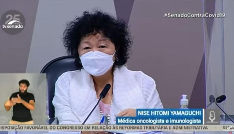 Capturar.JPGsss - CPI da Covid ouve a médica Nise Yamaguchi - ACOMPANHE AO VIVO