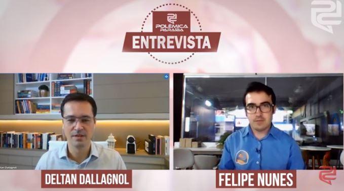 DELTAN FELIPE - 'A GENTE SEMPRE SEGUIU OS LIMITES DA ÉTICA': Deltan Dallagnol se pronuncia sobre 'Vaza-Jato' em entrevista à Arapuan; ASSISTA NA ÍNTEGRA