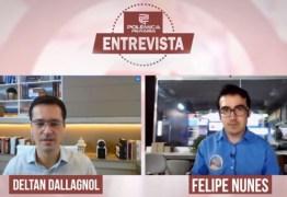 'A GENTE SEMPRE SEGUIU OS LIMITES DA ÉTICA': Deltan Dallagnol se pronuncia sobre 'Vaza-Jato' em entrevista à Arapuan; ASSISTA NA ÍNTEGRA