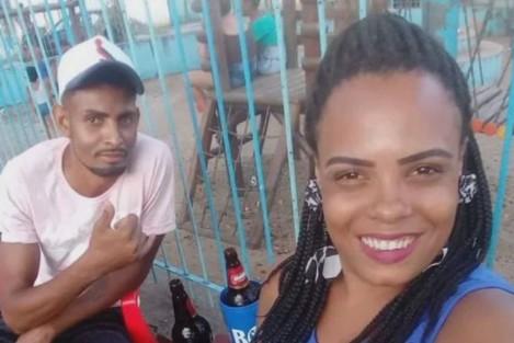 Dayana e Andre - Mulher é presa em flagrante acusada de matar o marido e decepar o pênis dele