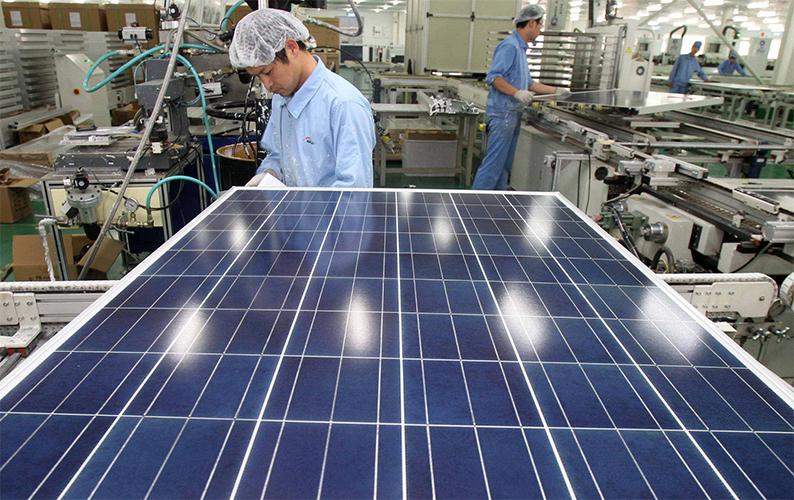 Maior fabrica de energia solar do Pais e inaugurada no interior de Sao Paulo - GERAÇÃO DE EMPREGO E RENDA: João Azevêdo anuncia instalação de filial da maior fábrica de painéis solares da América do Sul, na Paraíba
