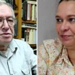 Olavo de Carvalho e Heloisa  - Filha do bolsonarista Olavo de Carvalho se filia ao PT em 'luta contra 'obscurantismo'