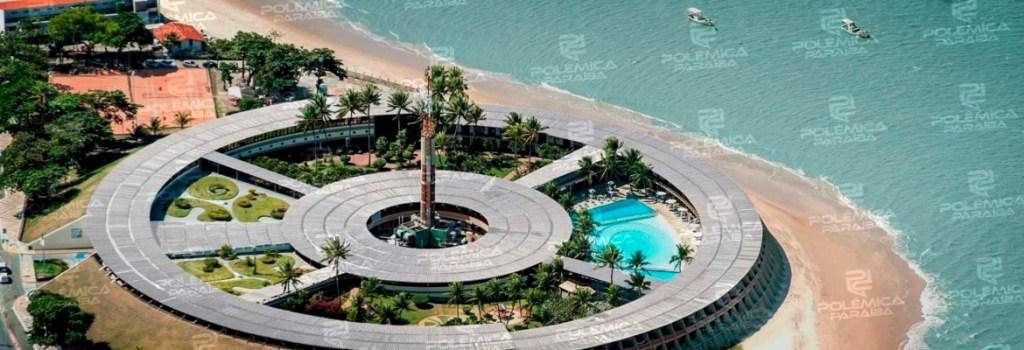 WhatsApp Image 2020 11 24 at 12.00.41 - DO LUXO AO LIXO: em 40 anos de história, Hotel Tambaú passou de um dos maiores pontos turísticos de JP para uma obra abandonada; veja a trajetória