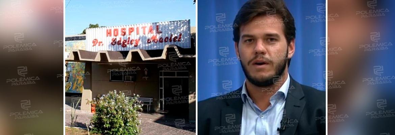 WhatsApp Image 2021 06 02 at 14.14.17 - População denuncia abandono do Hospital Dr. Edgley Maciel pela gestão de Bruno Cunha Lima em Campina