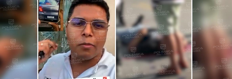 WhatsApp Image 2021 06 08 at 16.26.11 - TRAGÉDIA: um dia após ter loja assaltada, neto do pastor José Carlos de Lima morre em grave acidente na Capital; VEJA VÍDEO