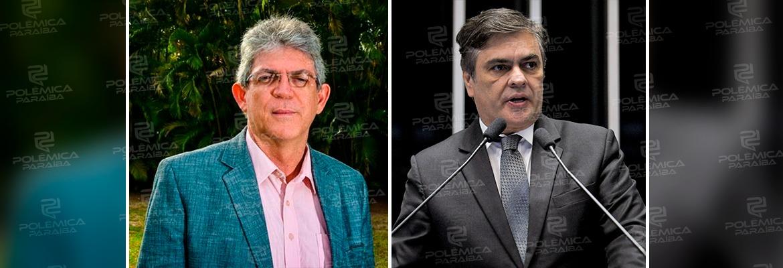 WhatsApp Image 2021 06 10 at 13.44.57 1 - ENQUETE ARAPUAN VERDADE: na preferência para o Senado, Ricardo Coutinho dispara com 40% e Cássio fica em 2° lugar; confira