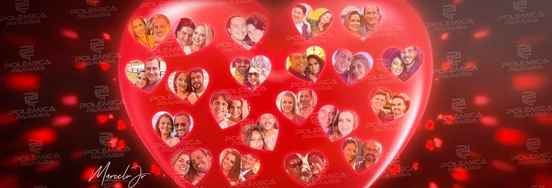 WhatsApp Image 2021 06 10 at 15.12.51 - A MAIOR REVOLUÇÃO É O AMOR! Jornalistas paraibanos esbanjam carinho pelos pares; conheça os casais mais queridos pelo público