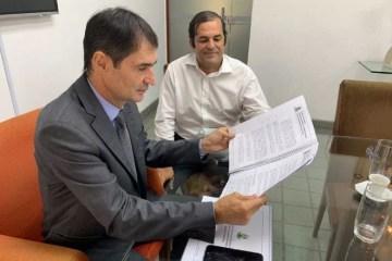 WhatsApp Image 2021 06 15 at 14.45.49 - Ex-secretários e servidores da gestão Romero Rodrigues envolvidos na 'Famintos', têm interrogatórios liberados pela justiça - VEJA