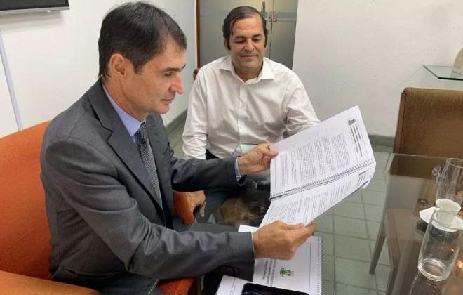 Ex-secretários e servidores da gestão Romero Rodrigues envolvidos na 'Famintos', têm interrogatórios liberados pela justiça – VEJA
