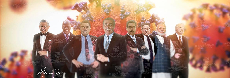 WhatsApp Image 2021 06 18 at 17.45.47 - ALIADOS DA COVID: Além de Bolsonaro, conheça outros líderes negacionistas que contribuem para disseminação do vírus e colocam a população em risco