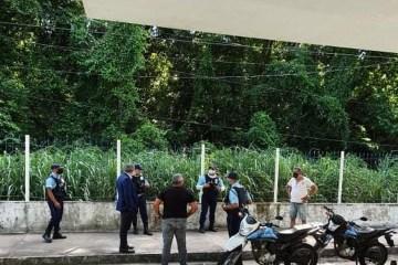 assalto na ufpb - SUSTO! Assaltantes trocam tiros e rouba arma de vigilante de guarita da UFPB