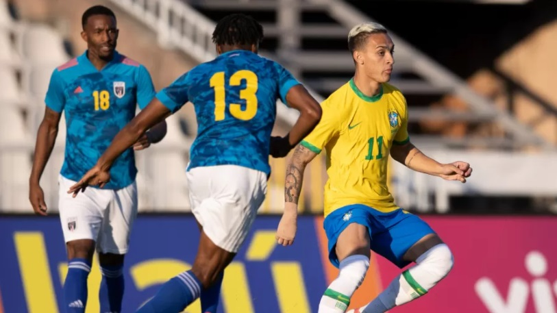 brasil cabo verde - Seleção olímpica do Brasil é surpreendida e perde por 2 a 1 em amistoso contra Cabo Verde