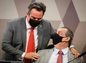 ciro e aziz 300x223 - Disputas regionais em 2022 influenciam convocação de governadores na CPI da Pandemia; Entenda