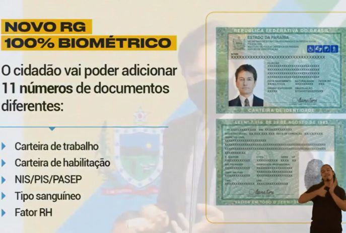 csm rg digital pb dd8f82f616 - 100% BIOMÉTRICO: RG digital é disponibilizado na Paraíba; veja quem pode baixar