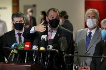 cupula da cpi - Cúpula da CPI se manifesta sobre 500 mil mortos por covid no Brasil: 'Há culpados e eles serão punidos'