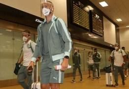 Elenco do Palmeiras toma primeira dose de vacina contra Covid-19; confira os nomes dos contemplados