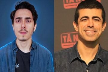 felipe castanhari marcius melhem - Justiça decide que youtuber Felipe Castanhari deve pagar indenização de R$ 100 mil a Melhem