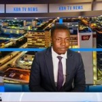 jornalista zambia - Jornalista desabafa ao vivo sobre falta de salário em telejornal; empresa alega que apresentador estava bêbado
