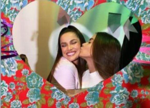 juliii - Anitta e Juliette se encontram e cantora 'cobra aluguel' da campeã do BBB21
