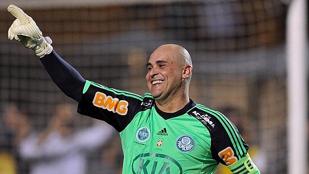 marcos palmeiras despedida11122012 original1 - Marcos, ex-goleiro do Palmeiras e bolsonarista, defende realização de Copa América no Brasil