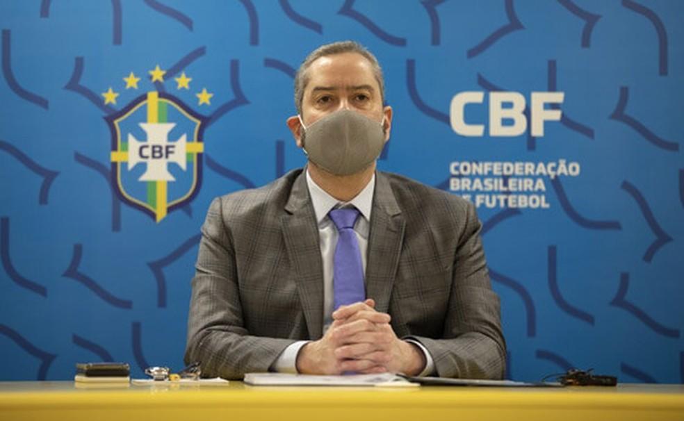 rogeriocaboclo - Processo contra Caboclo pode incluir mais duas funcionárias da CBF como vítimas de assédio
