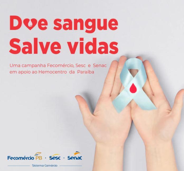 sang - Fecomércio, Sesc e Senac realizam campanha de doação de sangue com funcionários e sociedade