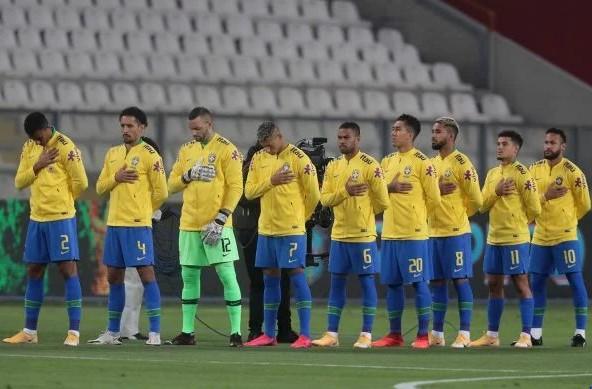 sel - Mais afastados da CBF, atletas planejam manifesto contra Copa América