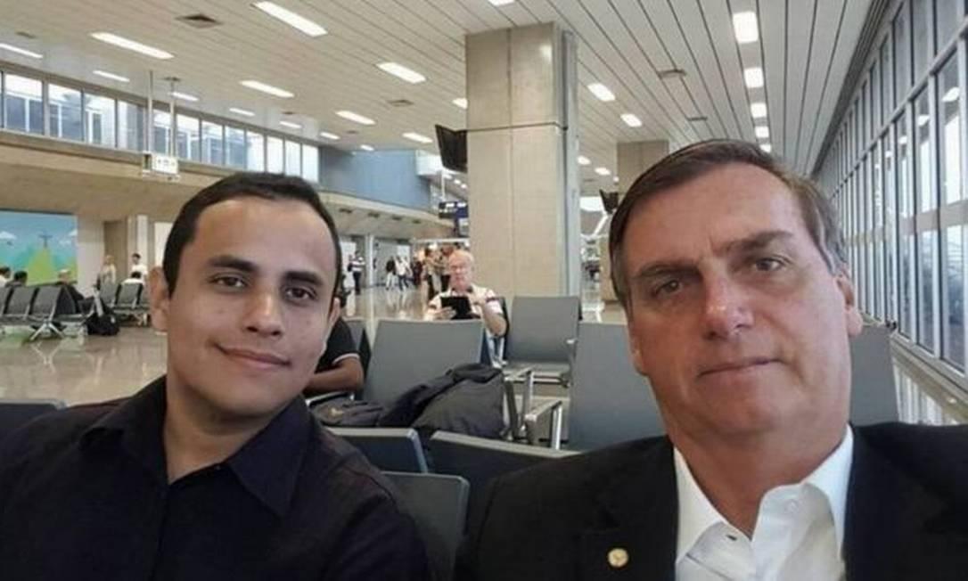 tomaz - NA MIRA! CPI da Covid quebra sigilos de Allan dos Santos e do paraibano Tércio Arnaud Tomaz