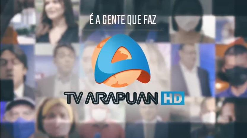 """tv arapuan - TV Arapuan lança campanha exaltando programação focada na Paraíba: """"É a gente que faz"""" - ASSISTA"""