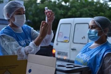 Paraíba aplicou 1,5 milhão de doses da vacina contra Covid-19