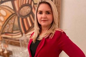 vereadora pianco - Vereadora paraibana morre devido a complicações da Covid-19 após 13 dias internada
