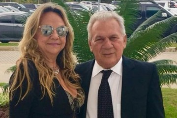 ze aldemir dra paula - 'DEUS ESTÁ TESTANDO A NOSSA FÉ': deputada Paula faz visita a José Aldemir e fala sobre recuperação de prefeito; OUÇA