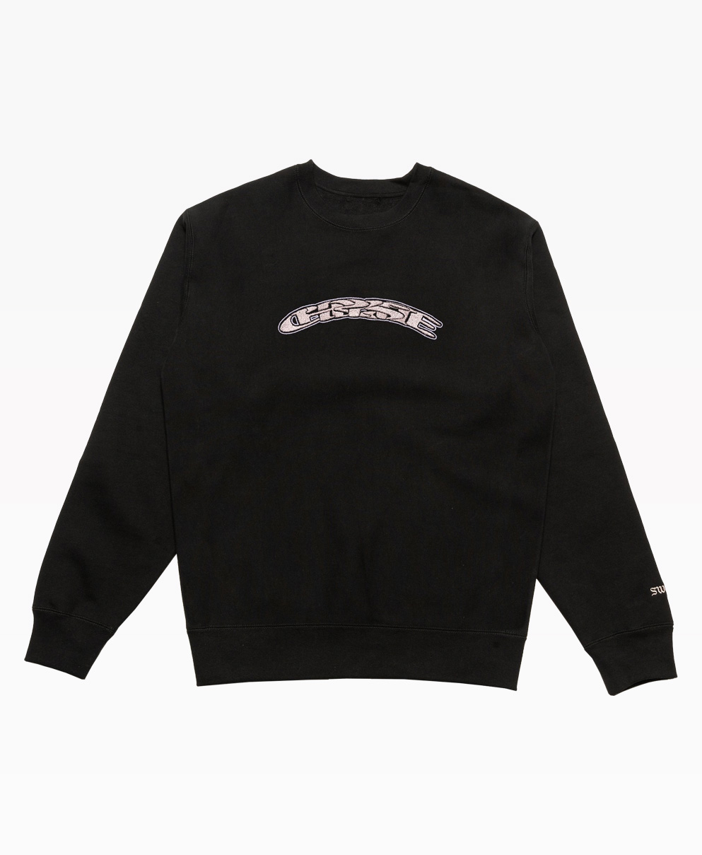 Chrystie Swfc Twisted Logo Crewneck : Away Color Front