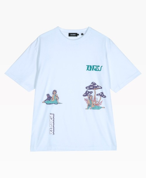 Jungles X Xlarge Relaxed Woman Tee Front