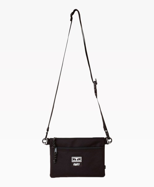 Obey Clothing Conditions Side Bag Iii Front