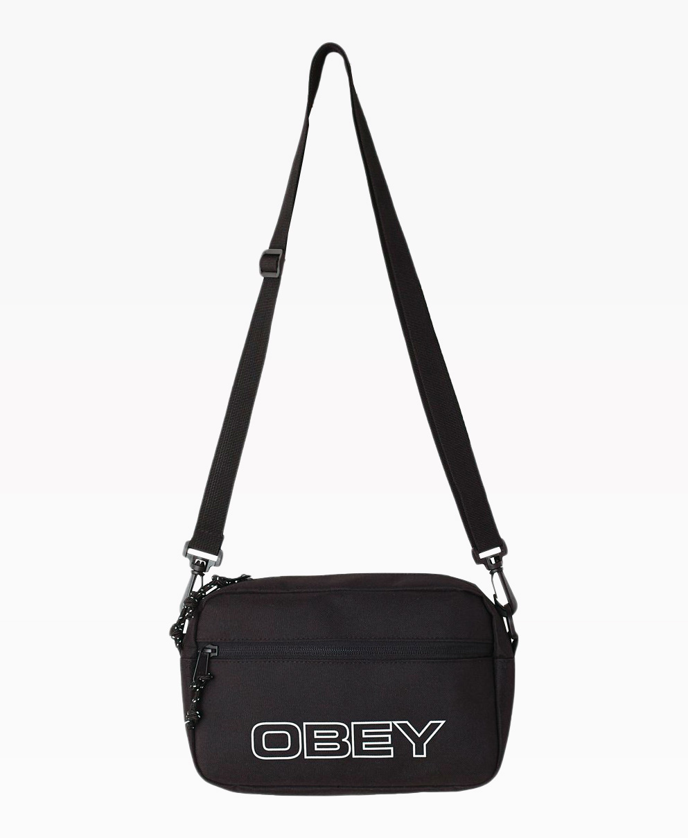 Obey Clothing Wasted Sling Bag Front