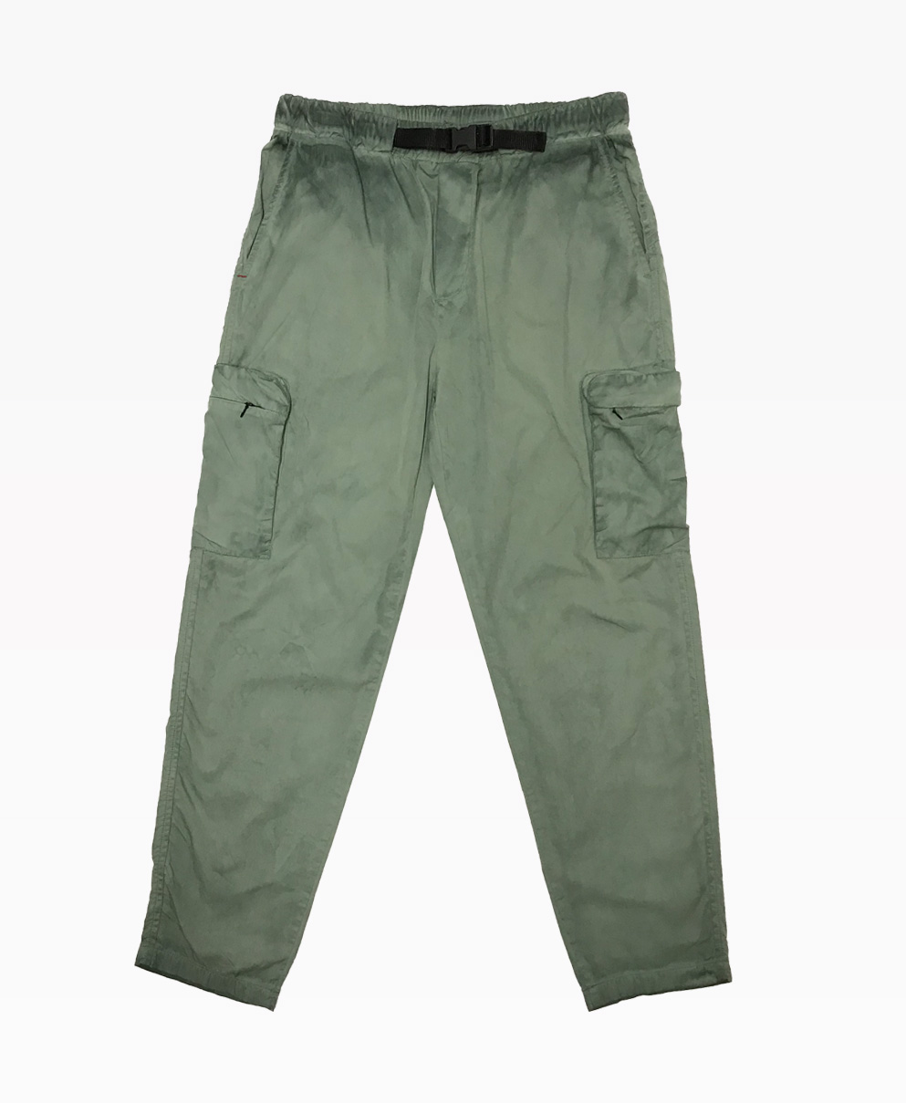 Cat Pants Khaki Front