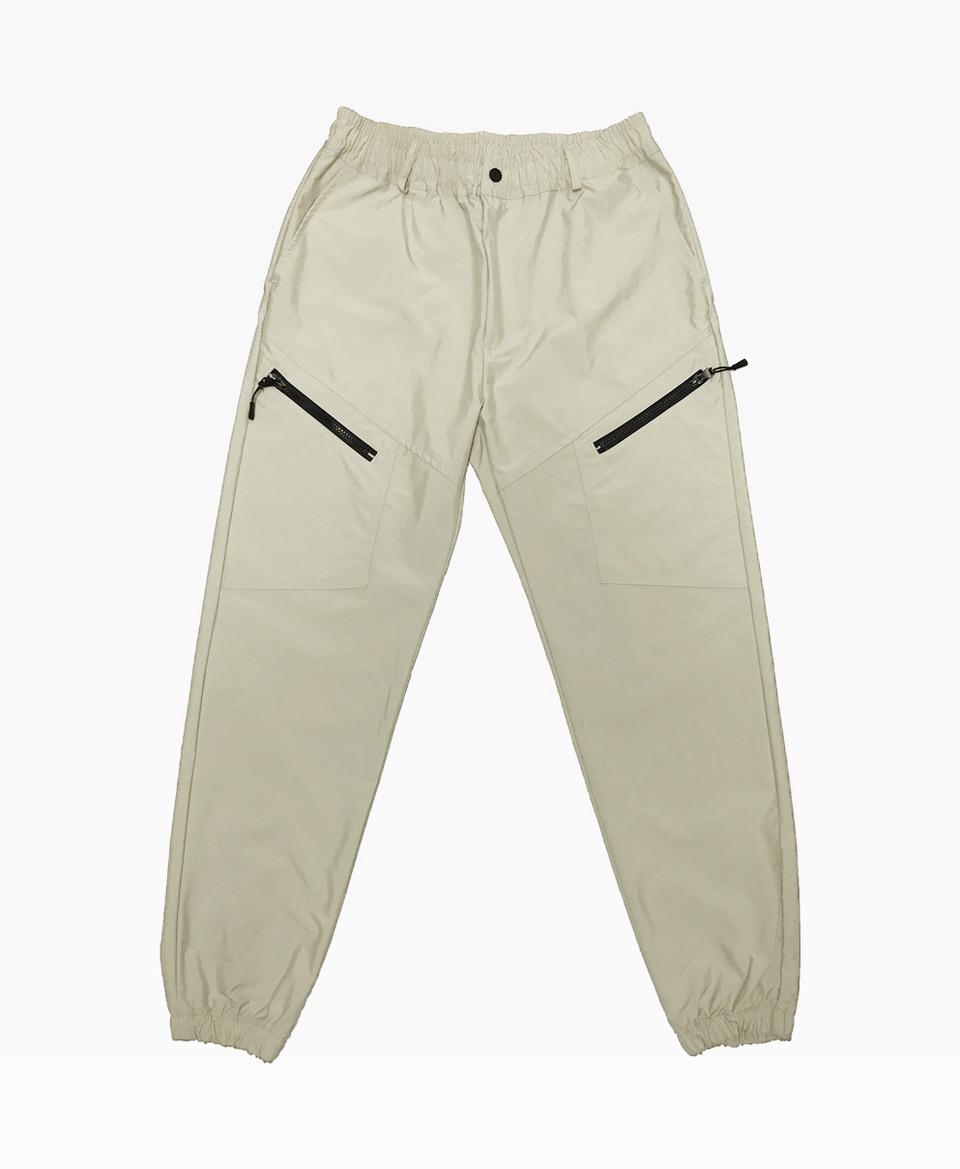 Cat Pants Beige Front1