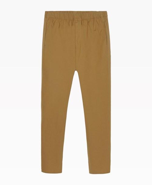 Loreak Mendian Leni Pants Soft Khaki Front