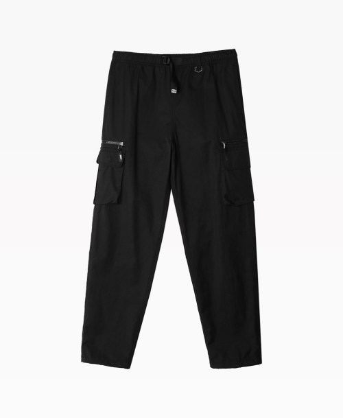 Obey Clothing Warfield Trek Pant Black Front