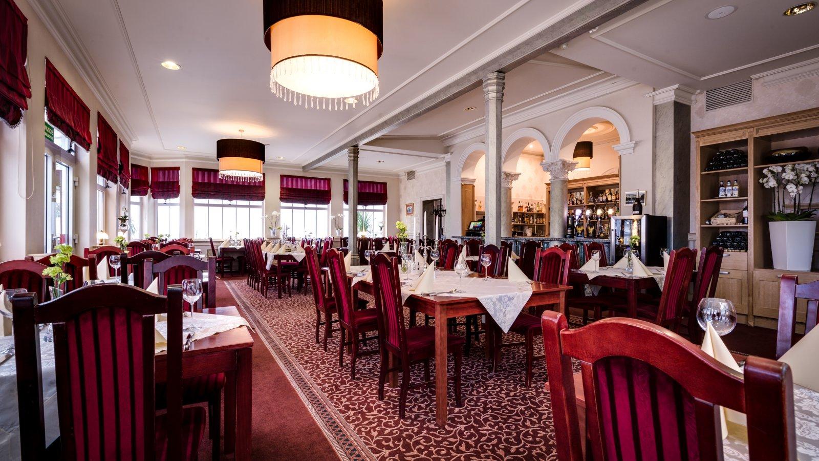 Hotell Aurora restaurangen